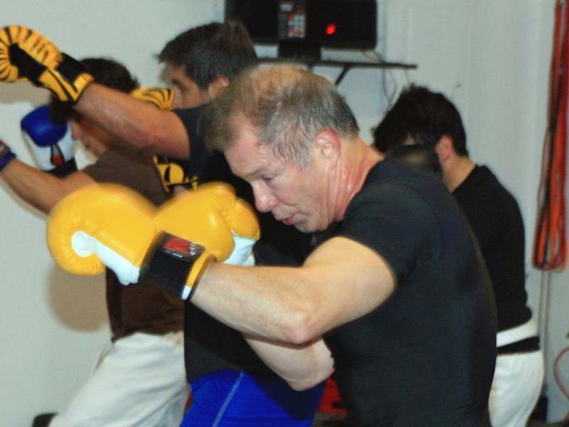 Adult Muay Thai in Albany